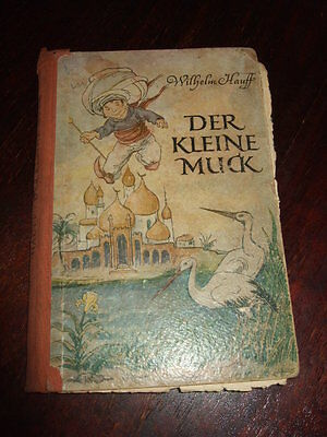 Der kleine Muck und andere Erzählungen,ca.1950,Kinderbuch,Bilder s.Text