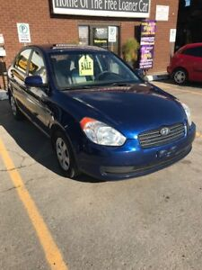 2010 HYUNDAI ACCENT - $5995 CERTIFIED!  ONLY 78K!