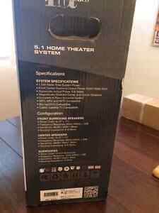 Ikon200 LED Projector, 5.1 Home Theatre System, Projector Screen London Ontario image 6