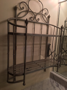 Real Hand Turned Wrought Iron Decor-Custom Unique Designs
