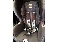 Britax Romer car seat 9-18kg