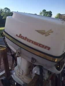 Johnson 40 HP Motor