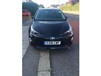 ***PCO READY BLACK TOYOTA PRIUS **16 REG'**FROM £200PW PLUS INSURANCE NO HASSLE CALL NOW