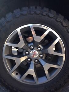 Want to buy this style gmc sierra rims