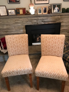 Occasional Chairs (2)