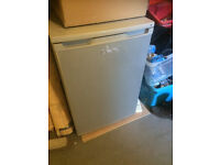 LEC silver fridge 2 years old good condition