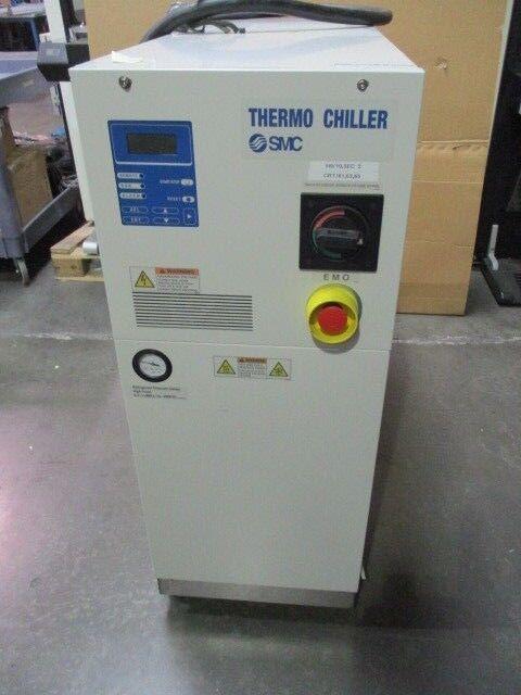 SMC HRZ008-L-C Thermo Chiller, 450776