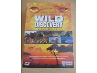 Wild Discovery Boxed Set