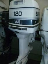 Johnson 120hp Whyalla Whyalla Area Preview