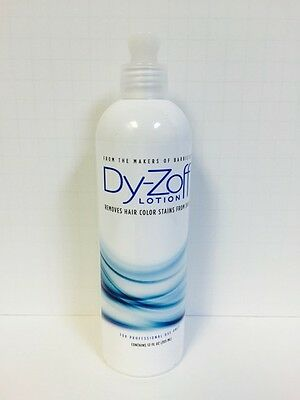 DY-ZOFF DY ZOFF LOTION REMOVES HAIR COLOR STAINS FROM SKIN - 12oz for sale  Shipping to India