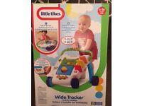 Brand New Little Tikes Baby Walker
