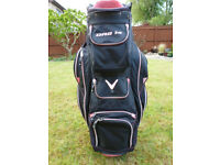 Callaway Org. 14 Golf black/red Cart Bag