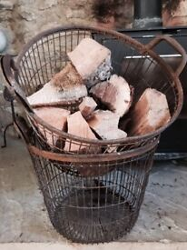 Wire Baskets - French Vintage