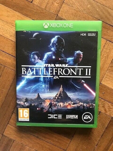 Star Wars Battlefront 2 for Xbox One - used - perfect condition | in  Crystal Palace, London | Gumtree