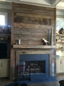 Renovations: Custom Furniture, Barn Doors, Cabinets, Shelving