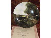 Royal Doulton - Constable Country Plates