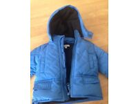 Kenzo baby boys coat age 3months
