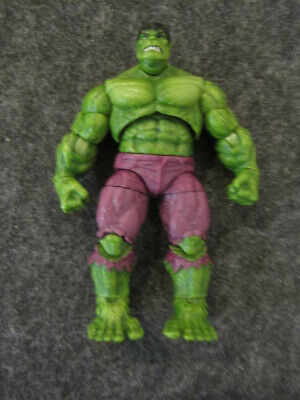 "Marvel Legends Universe 3.75"" loose Hulk action figure Hasbro"