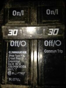 Eaton Cutler-Hammer Commander Breakers   FOR SALE!!! Prince George British Columbia image 2