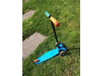 Mini Micro Scooter Bright Blue