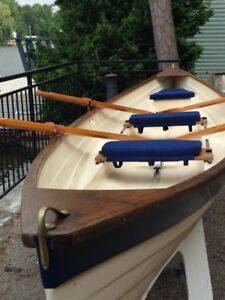 2014 Rossiter Loudon 17' Rowboat