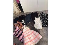 GIRLS CLOTHING - AGE 5/6 YEARS - EXCELLANT CONDITION