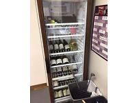 Tefcold Large Wine Fridge/Cooler FS1380W