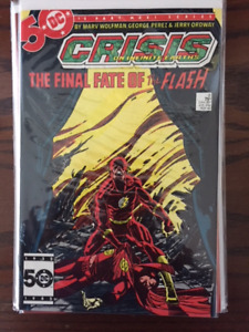CRISIS ON INFINITE EARTH # 8