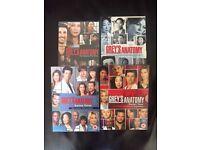 Grey's Anatomy - DVD boxsets - Seasons 1-4