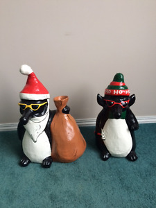 EARLS Penguin Collectibles for Christmas