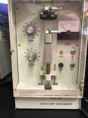 David Kopf Dki 700c Precision Micropipette Puller-functional