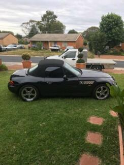 1998 BMW CONVERTIBLE ROADSTER