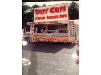 FISH AND CHIP TRAILER