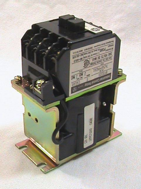 Westinghouse Control Relay BFD33S Model E 7 Style 65A8341G01 3 Pole  NOS NIB