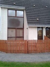 Modernised 2 Doubled Bedroomed House - Invergordon £75,000