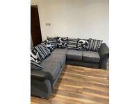 Brand New Shannon corner sofa!! New Stock.