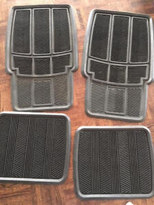 Car Mats - great condition! Front & Rear-4 total