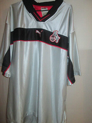 1 FC Koln Cologne 1999-2000 Away Football Shirt Size XXL /4886 image