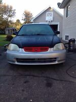 97 Honda Civic lx 900 or best offer or try your trades