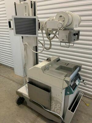 2010 Ge Amx 4 Plus Portable X-ray