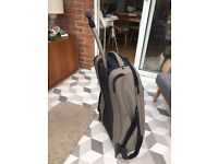 Light weight large suit case