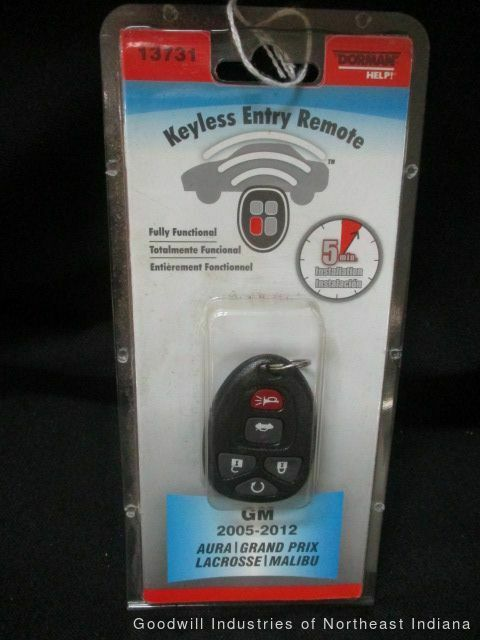 Dorman 13731 Keyless Entry Remote fits GM 2005-2012 (MB)