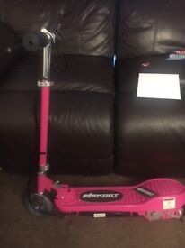 E Skoot Electric Scooter - Pink