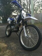 TTR125 Katoomba Blue Mountains Preview