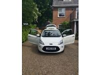 FORD KA Metal Spec - Crystal White