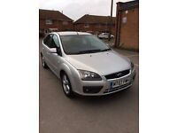 ford focus 2007, 1.8 diesel, loe miles, new MOT