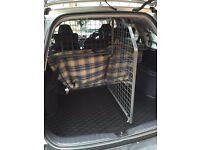 Honda CRV MK2 Travall dog guard/splitter/rubber mat