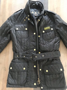 $150 AUTHENTIC BARELY WORN BARBOUR SPRING JACKET