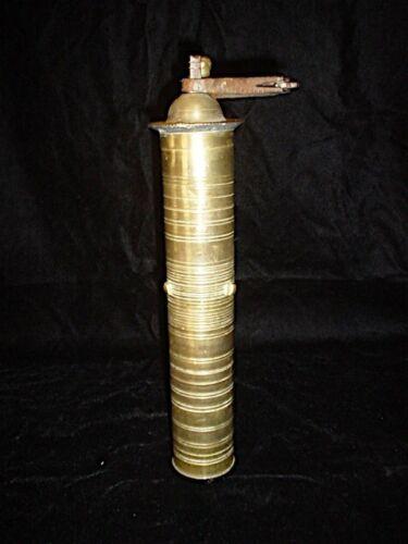 Brass by CopperBull Daddy /& Kid Manual Hand Grinder Mill SET for Turkish Greek Arabic Coffee Beans /& Spice Pepper Salt