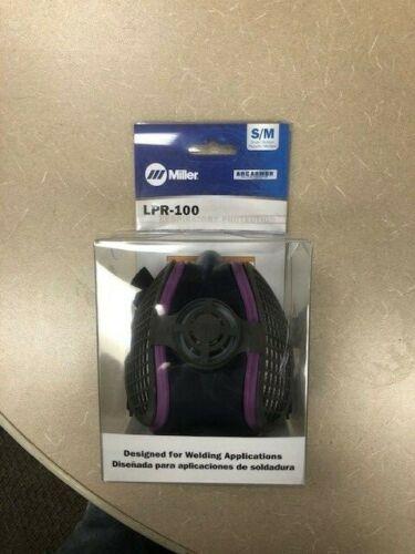 Miller ML00894 LPR-100 S/M Welding Half Mask Respirator